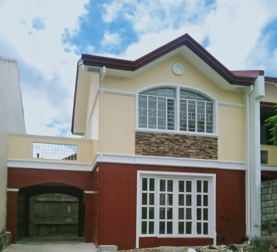 Isabel Terraces Single Detached