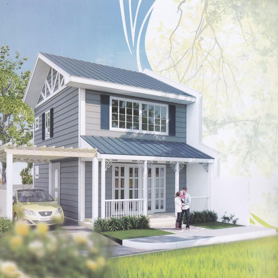 Theresa Heights House Design
