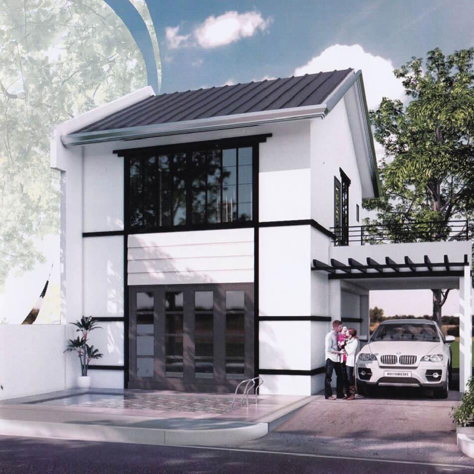 Victoria Villas House Design